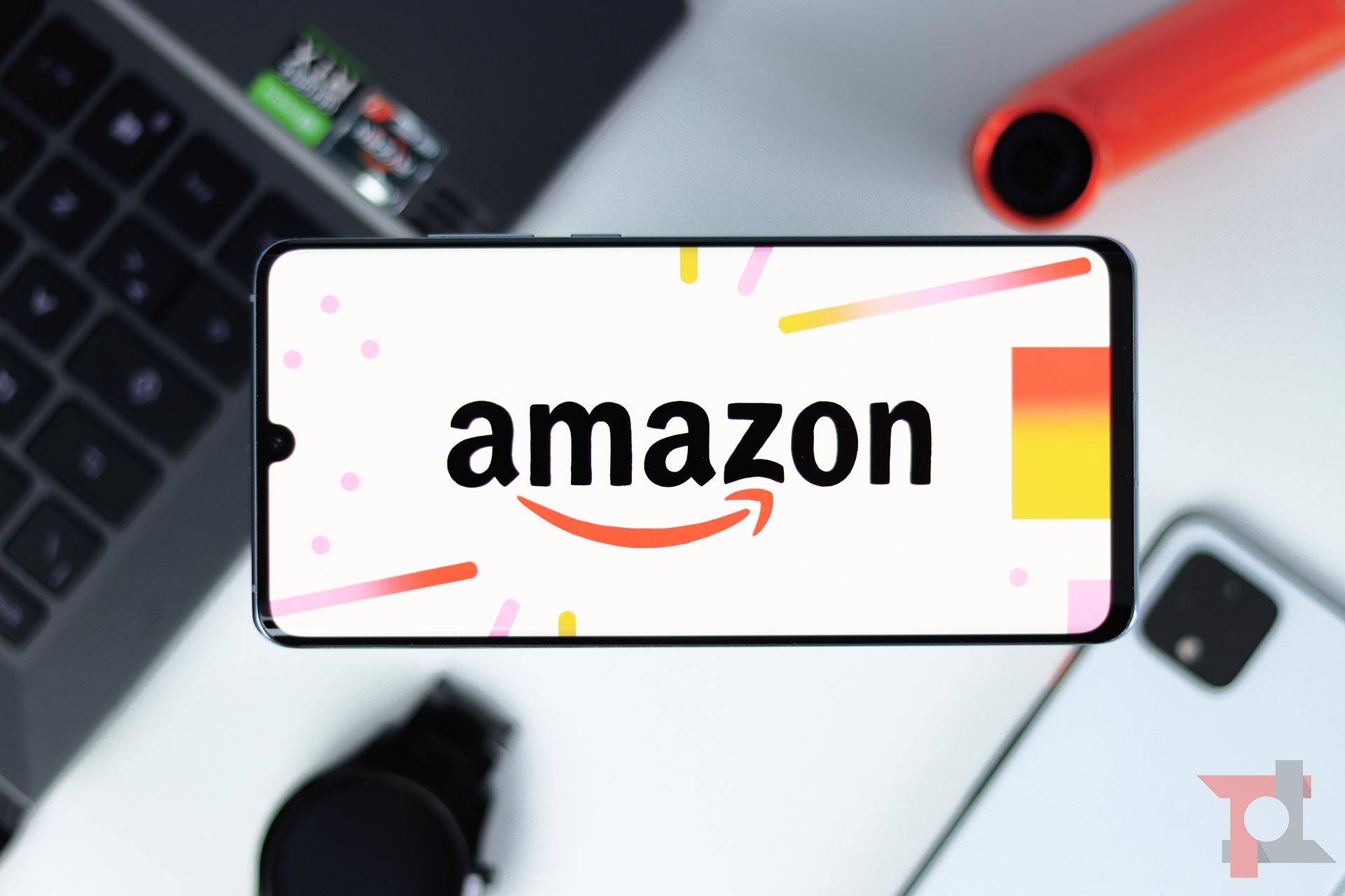 Amazon parte