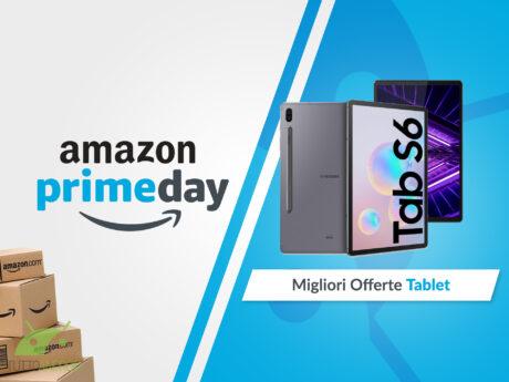 Migliori offerte amazon prime day tablet