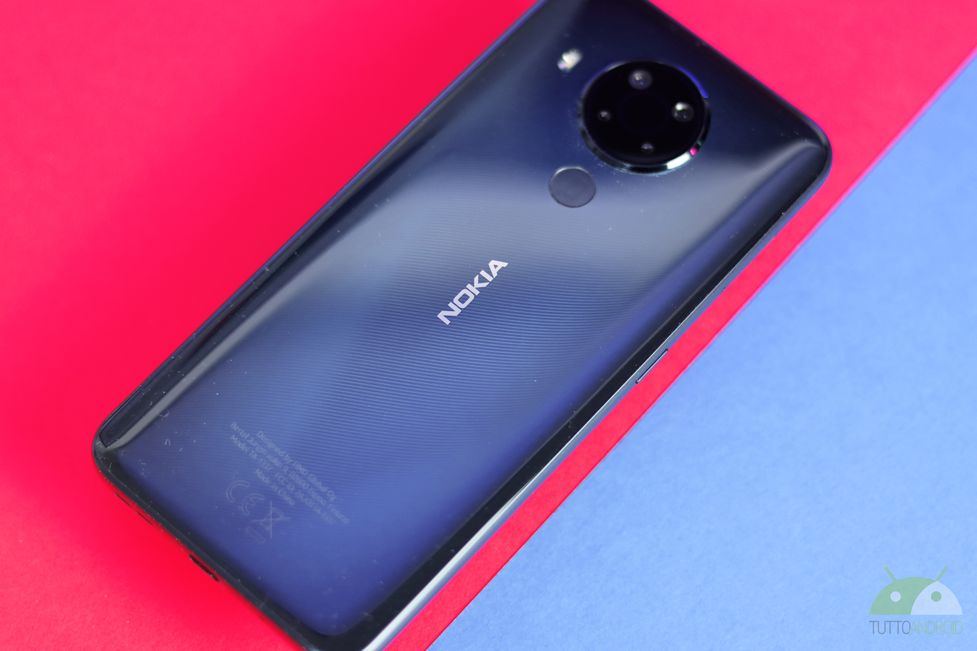 Nokia 5.4 batteria