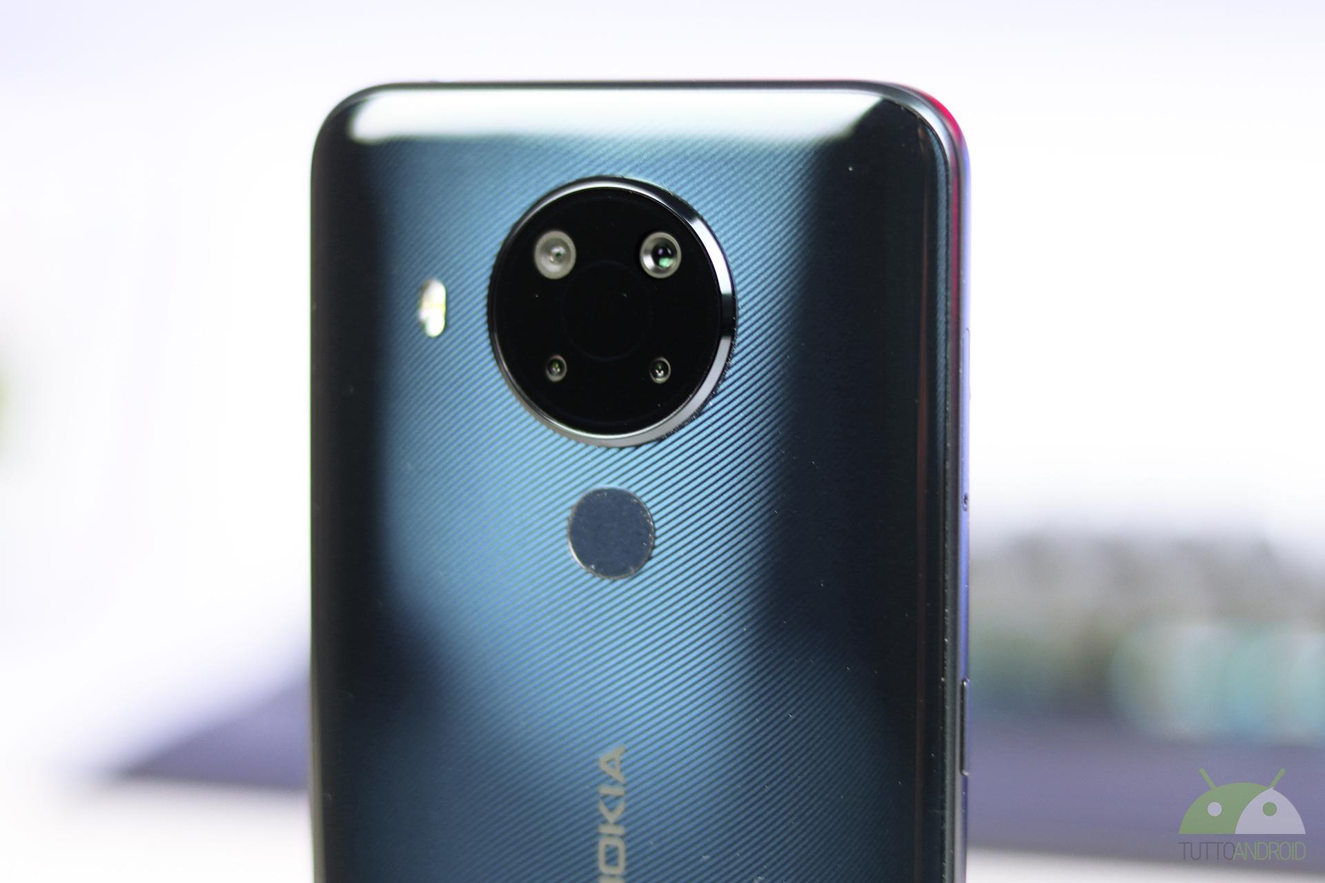 Nokia 5.4 fotocamera