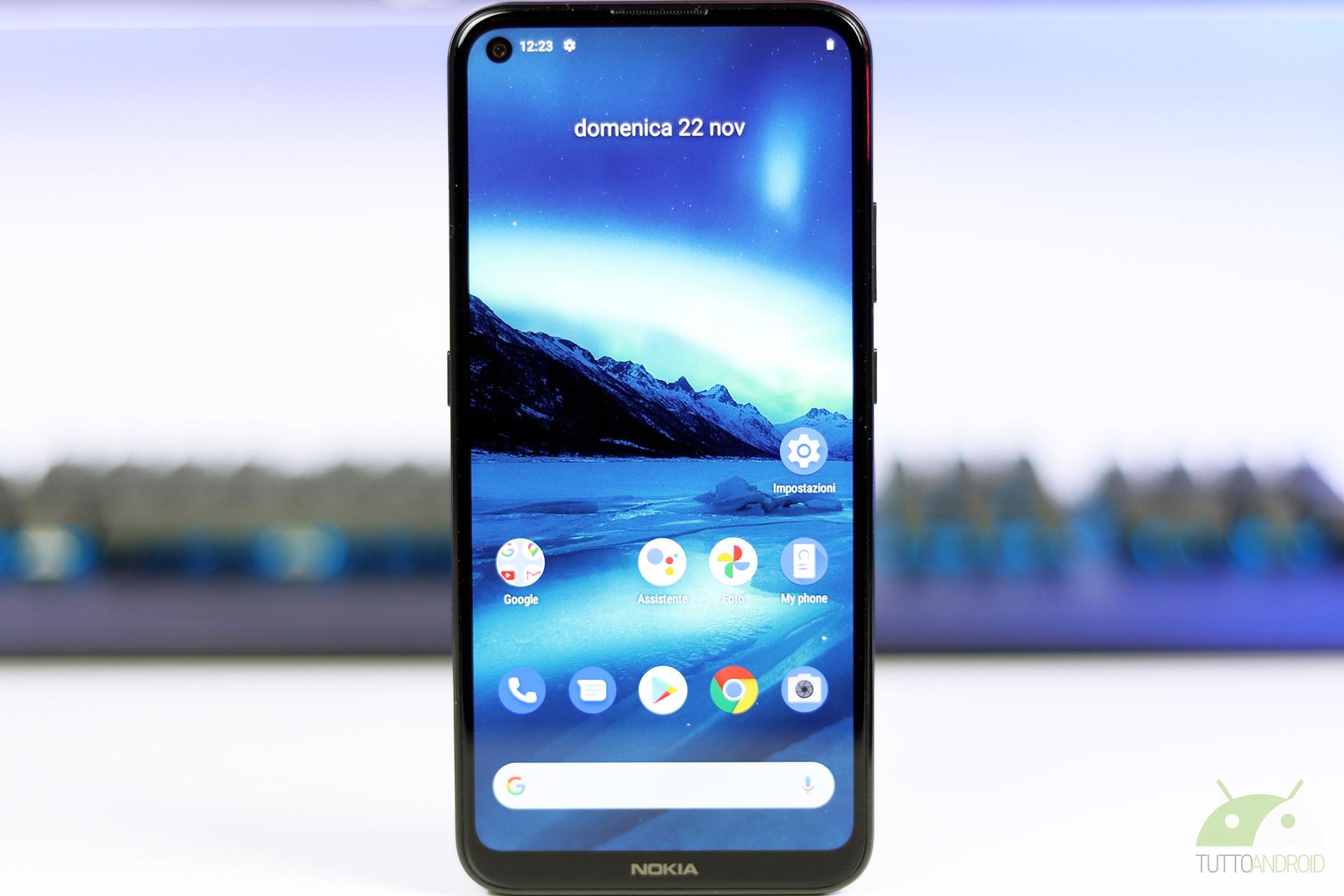 Nokia 5.4 recensione