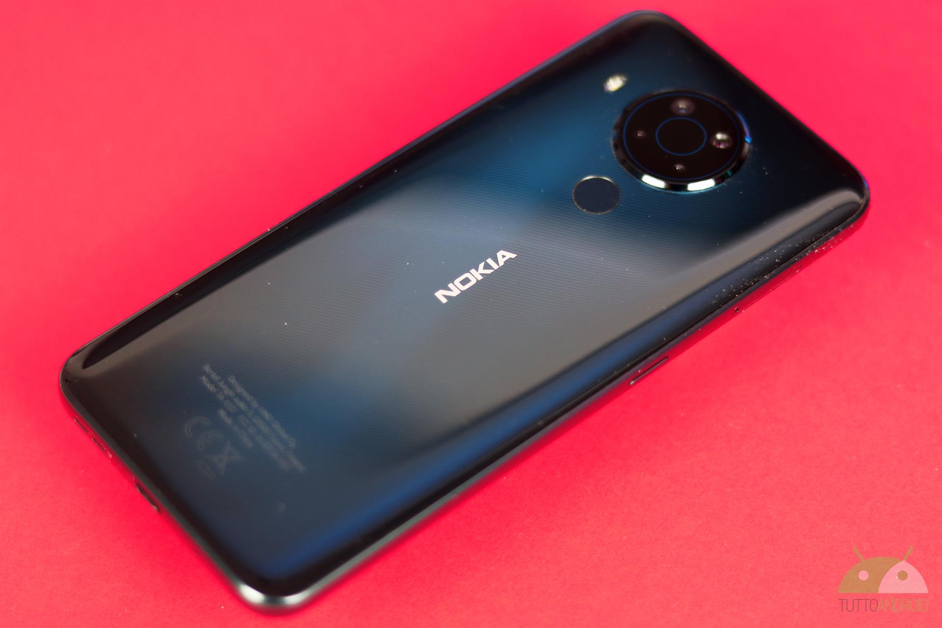 Nokia 5.4 design