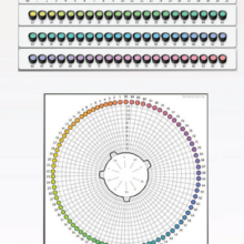 oppo find x3 pro daltonismo display