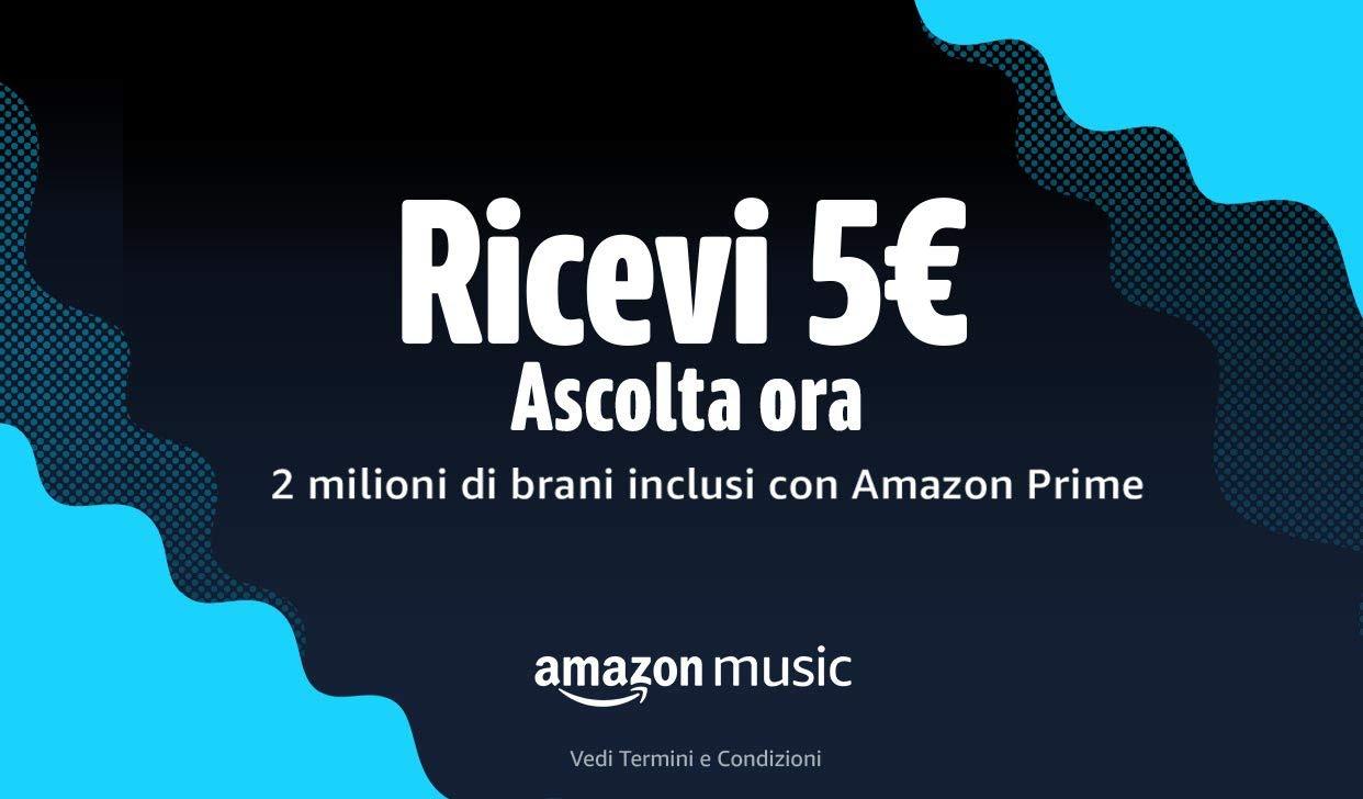 amazon promozione music