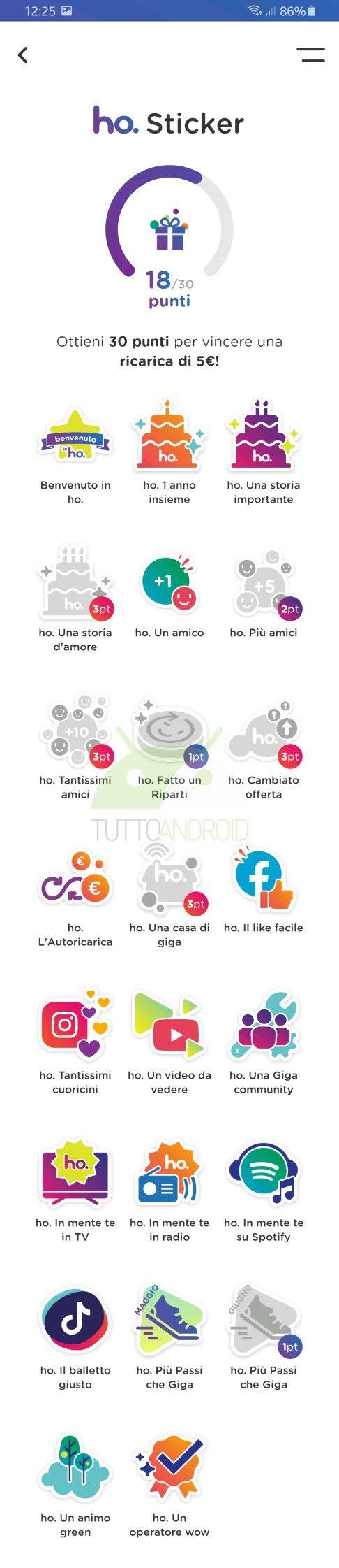 ho. mobile sticker
