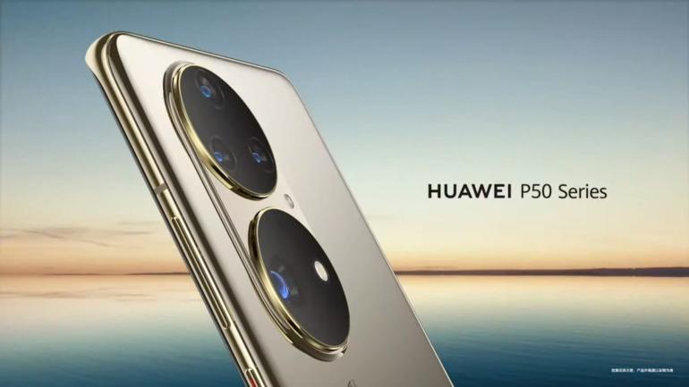 Huawei conferma che gli Huawei P50 arriveranno in Europa