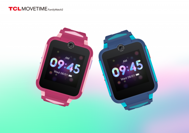 TCL smartwatch family