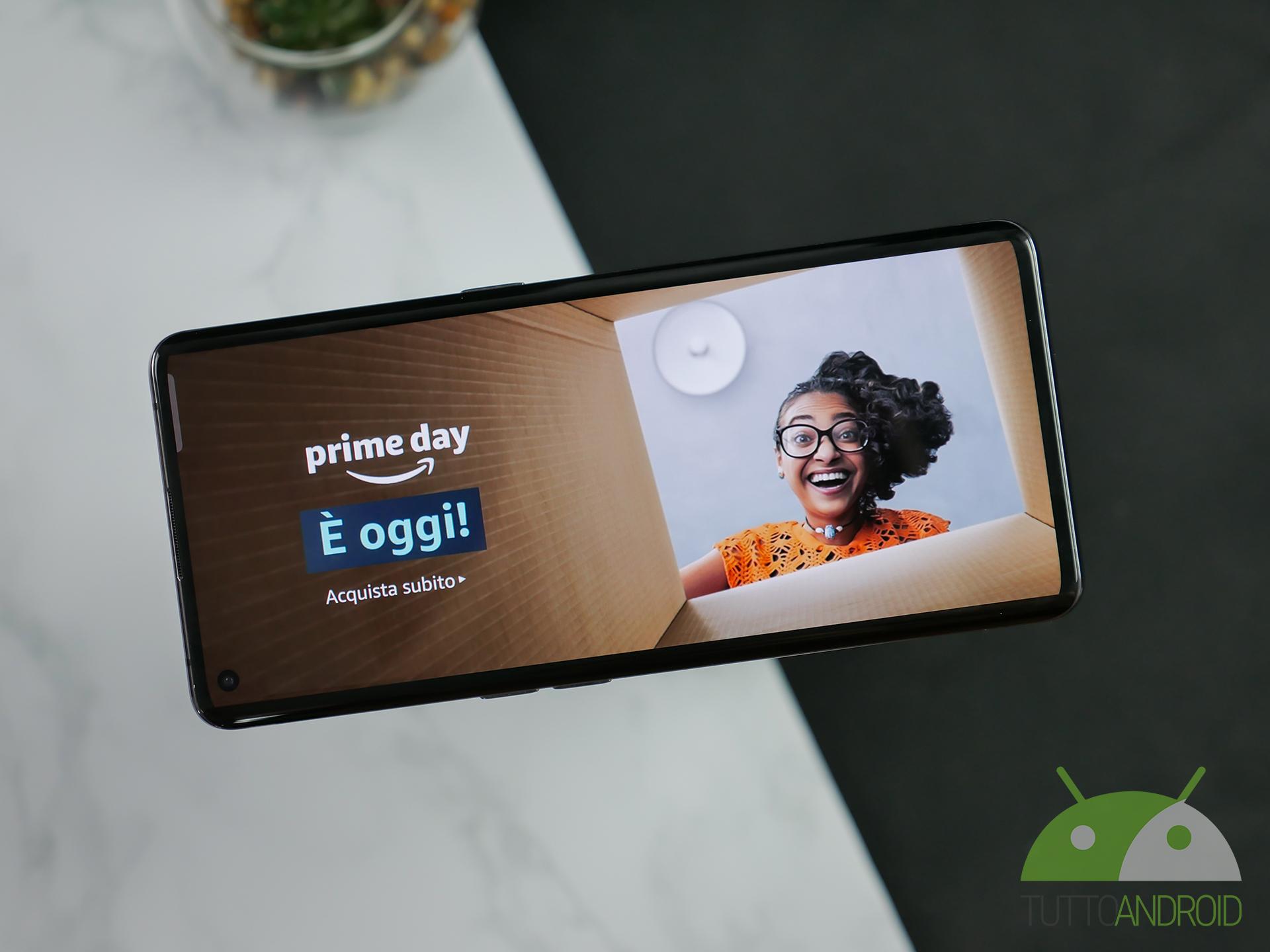 L'Amazon Prime Day 2021 è iniziato: le offerte imperdibili del 21 giugno