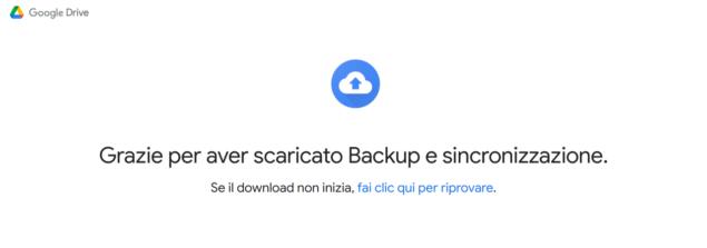 Come scaricare Google Drive su PC