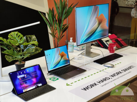 Huawei mateview laptop matepad