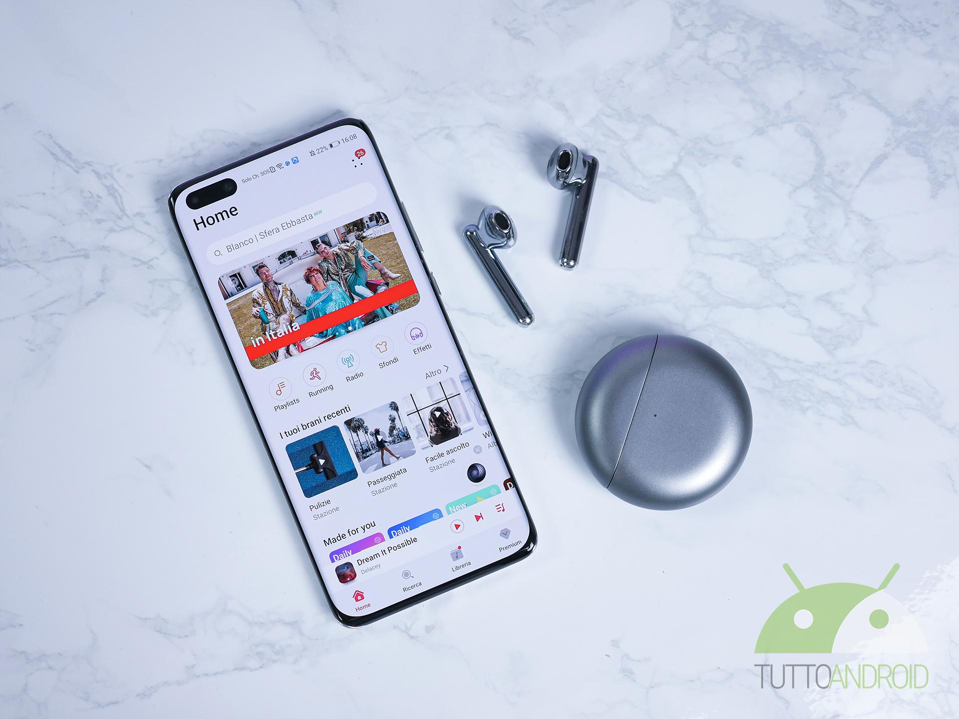 Huawei Music regala un'estate di musica gratis con un asso nella manica