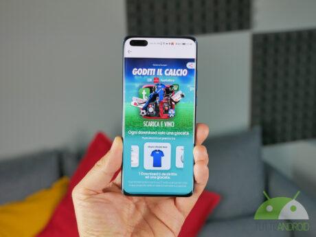 Huawei azzurri euro 2020