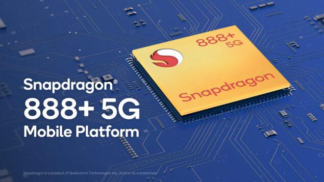 qualcomm snapdragon 888 plus 5g ufficiale