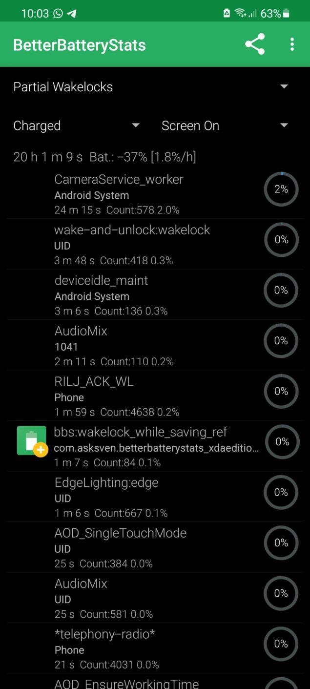 samsung galaxy s21 ultra 5g bug batteria