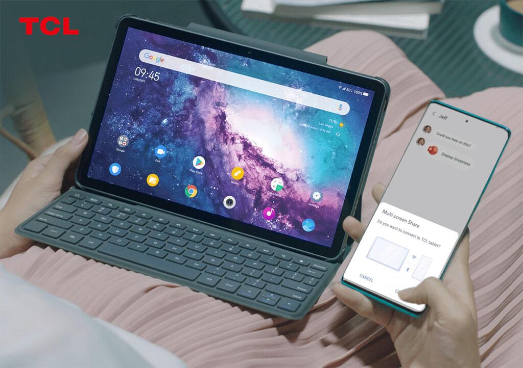 TCL presenta una feature per connettere gli smartphone con tablet e computer