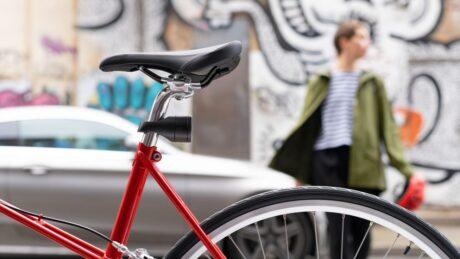vodafone curve bike light & gps tracker ufficiale specifiche prezzo