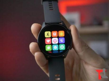 Xiaomi smartwatch qi ricarica wireless rumor feat