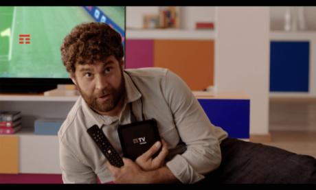tim decoder android TV dvb-t2