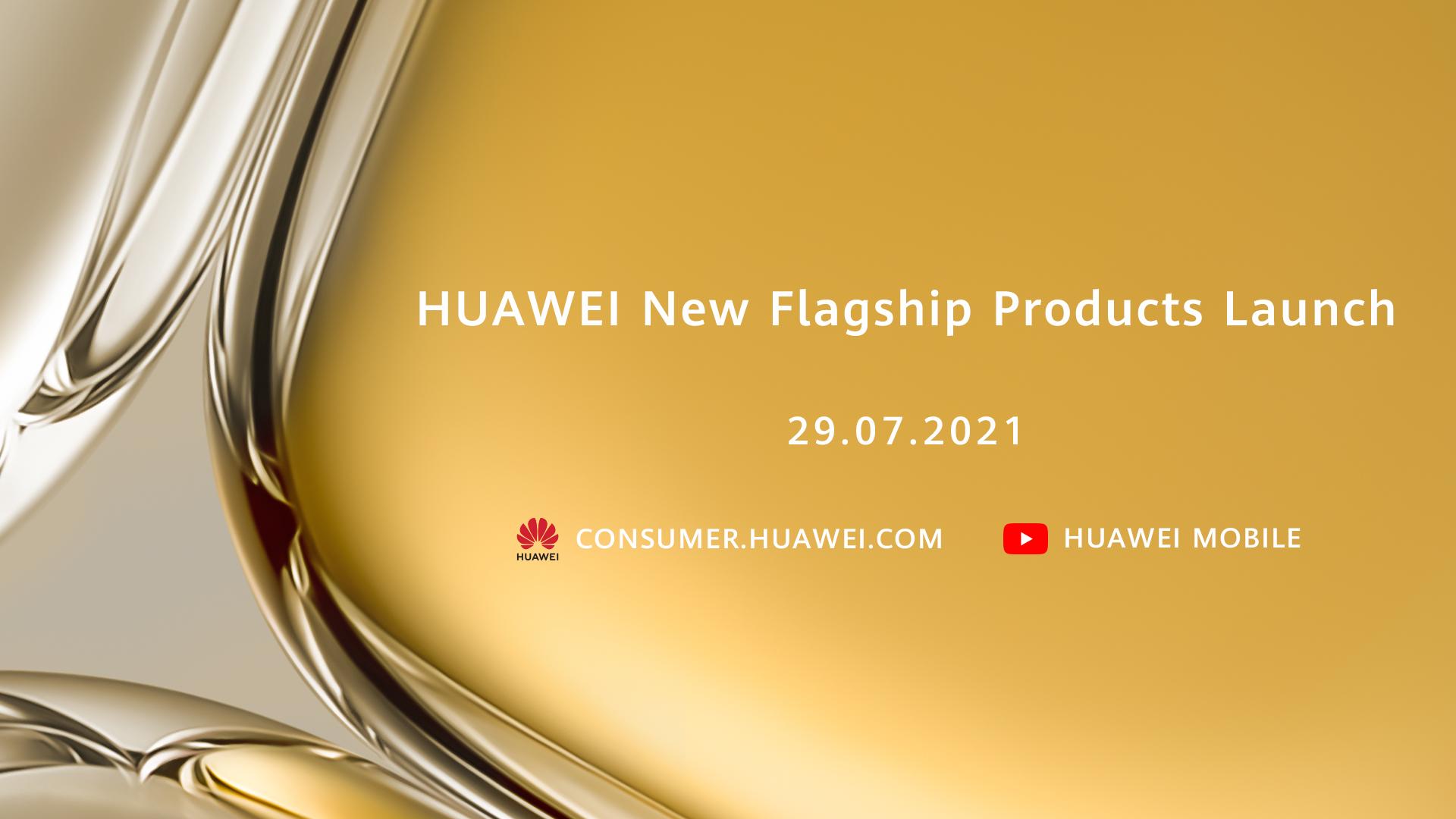 huawei p50 data presentazione ufficiale