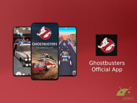 Ghostbusters app