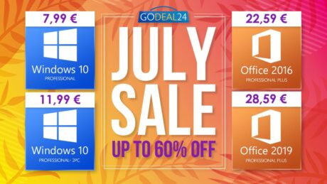GoDeal24 July Sale