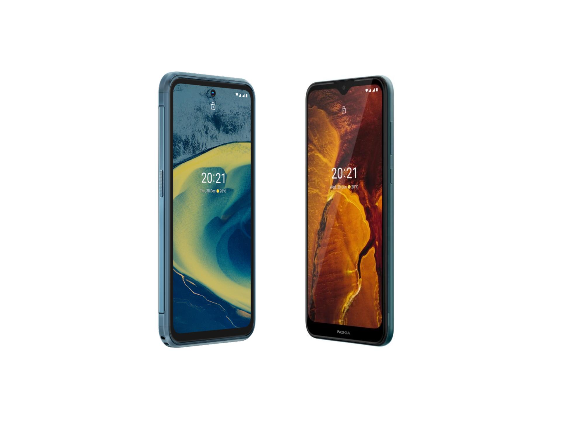 Nokia XR20: presentato il nuovo rugged phone di Nokia