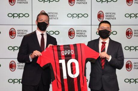 OPPO Official Mobile Partner AC Milan