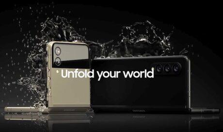 Samsung Galaxy Z Flip 3 Galaxy Z Fold 3