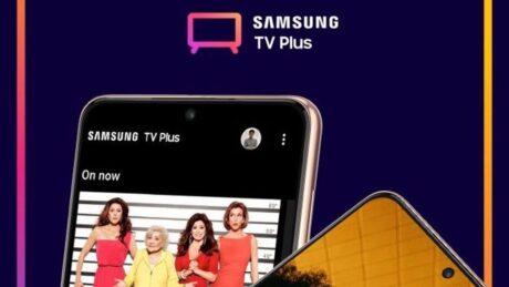 Samsung tv plus galaxy
