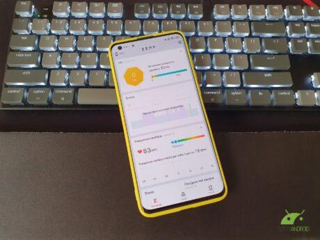 Zepp app CV 01
