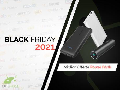offerte black friday 2021 power bank
