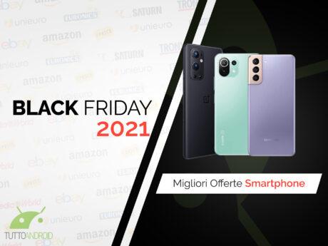 offerte black friday 2021 smartphone
