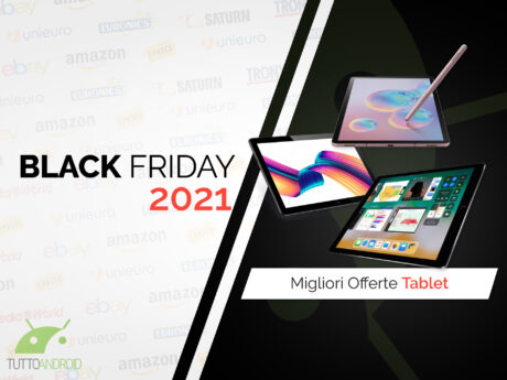 offerte black friday 2021 tablet