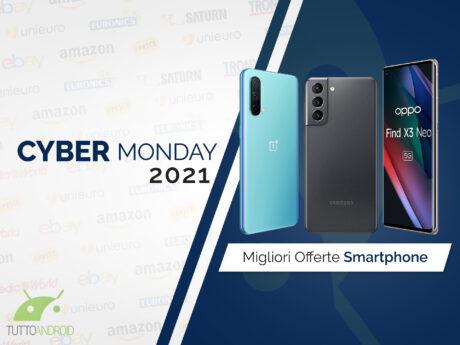 Offerte cyber monday 2021 smartphone