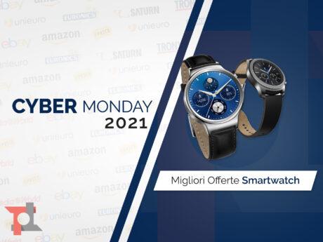 Offerte cyber monday 2021 smartwatch