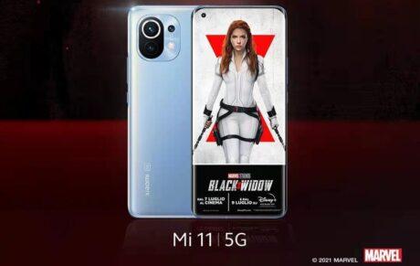 Xiaomi Marvel Black Widow