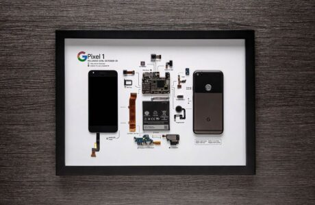 Google Pixel GRID