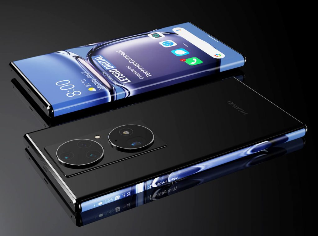 Huawei Mate 50 concept