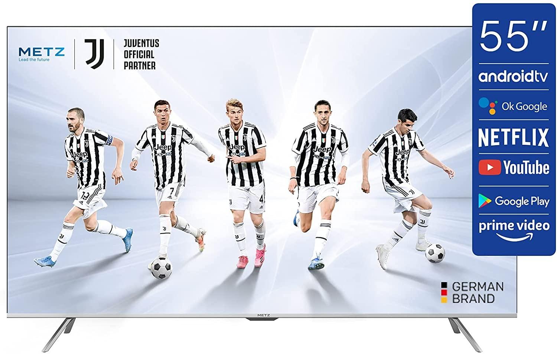 Con METZ MUC7000Z la smart TV diventa Home Theater 7