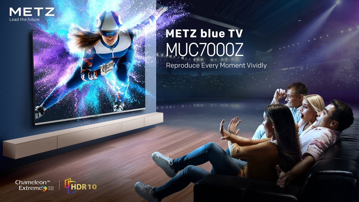 METZ MUC7000Z è la compagna ideale per una nuova stagione di sport 2
