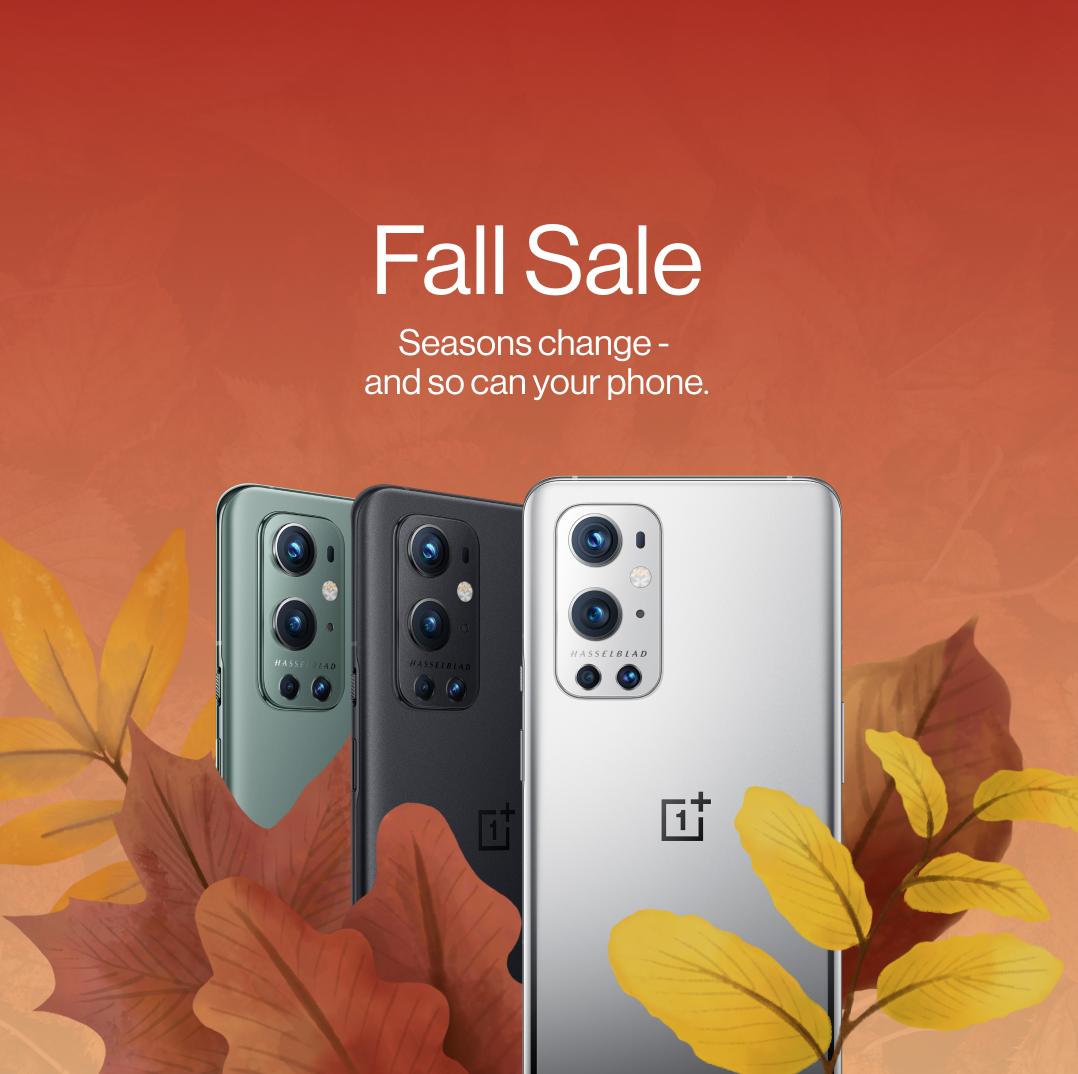 OnePlus offerte autunnali