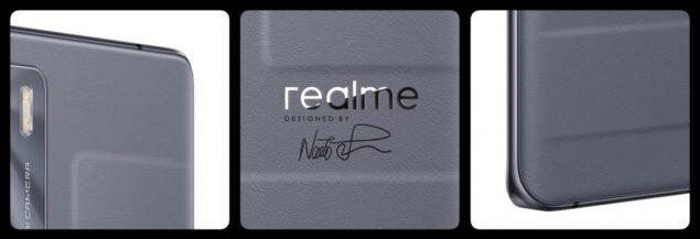 Realme GT Master design