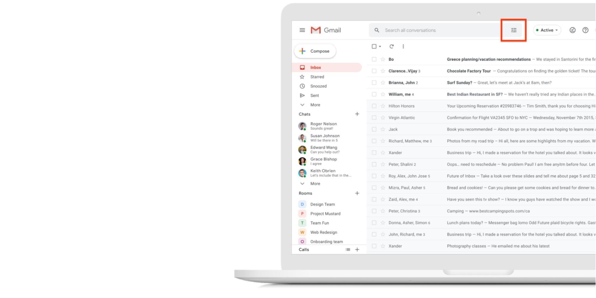 gmail-ricerca avanzata