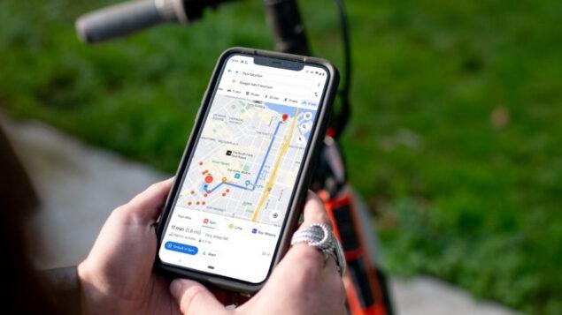 google maps android auto spin yandex.maps novità