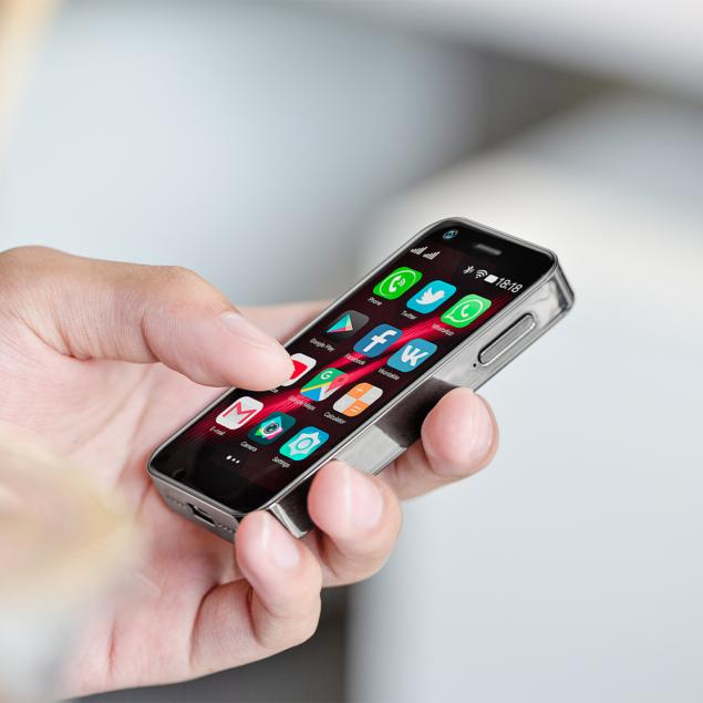 mint smartphone indiegogo