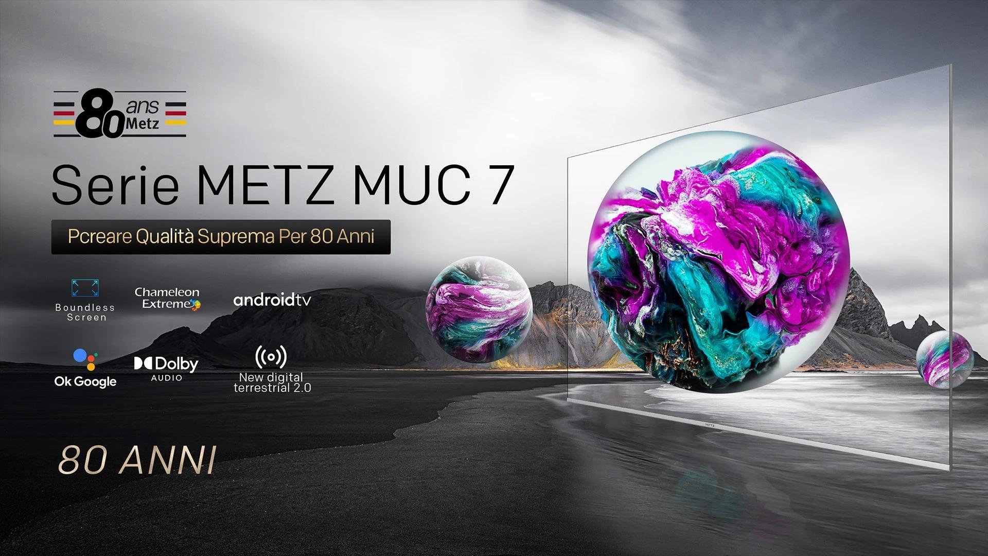 METZ MUC7000Z è la compagna ideale per una nuova stagione di sport 1