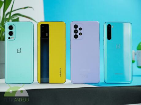 Oneplus nord 2 realme gt oneplus nord galaxy a52 5g