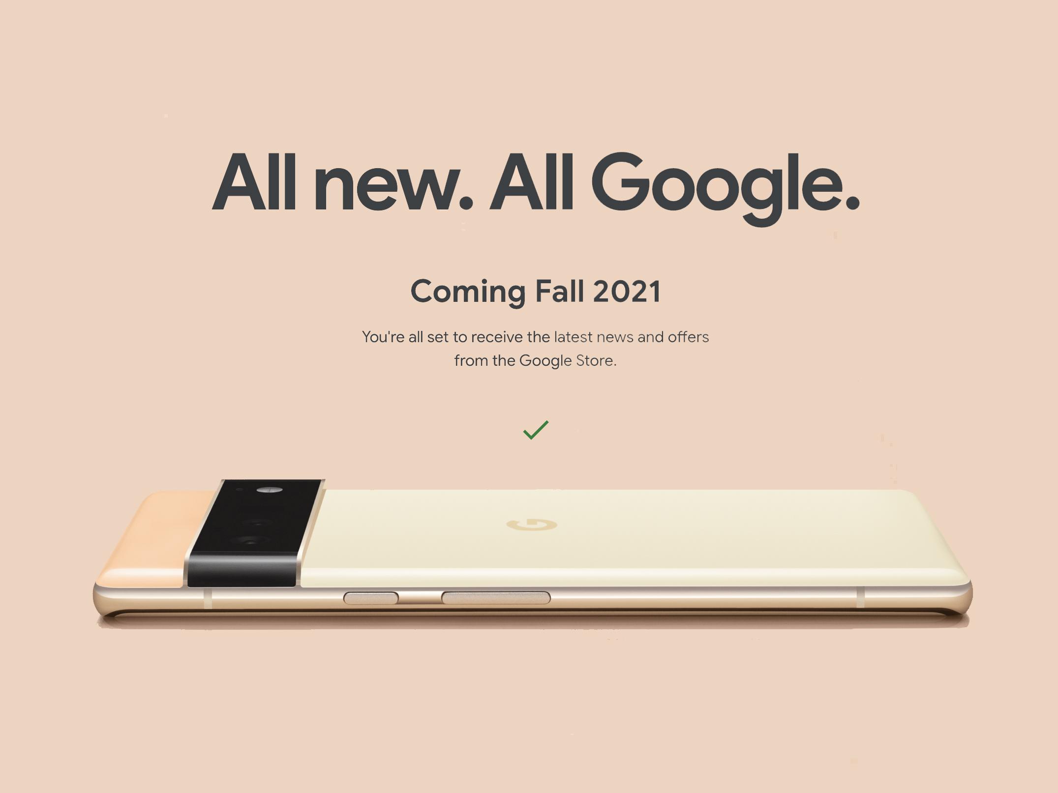 Google Pixel 6 e 6 Pro non arriveranno i …