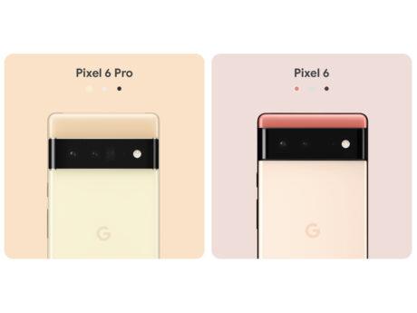 Pixel 6 pixel 6 pro scaled