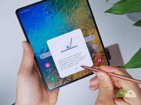 Samsung galaxy z fold3 5g s pen